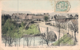 H0505 - CHAMPAGNOLE - D39 - Quartier Du Parc - Champagnole