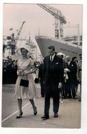S. M. Le Prince Albert Et La Princesse Paola. - Royal Families
