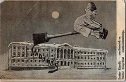 Russia Imperial Tsarist 1900s Finland Satire Doktor Kimrok - Finland