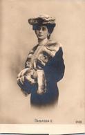 Russia Imperial Tsarist 1900s Pavlova Anna Cropped Ballet Ballerina - Danza