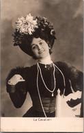 Russia Imperial Tsarist 1900s Cavalieri Opera Singer - Opera