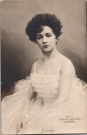 Russia Imperial 1900s Geltzer Imperial Theaters Richard Ballet Ballerina - Dance