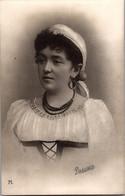Russia Imperial Tsarist 1900s Valley Opera Singer - Opera