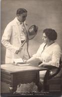 Russia Imperial Tsarist 1910s Maximov Yablochkina Vast Country Theater Actress - Theatre
