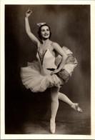 USSR 1950s Balabina Don Quixote Ballet Theater Ballerina - Danza