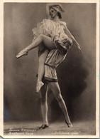 USSR 1950s Kirillova Ukhov Swan Lake Ballet Theater Ballerina - Danza