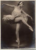 USSR 1950s Izraileva Swan Lake Ballet Theater Ballerina - Danza