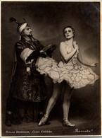 USSR 1950s Dudinskaya Kaplan Raymonda Ballet Theater Ballerina - Dance