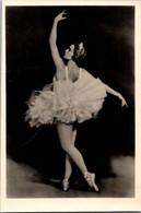 USSR 1950s Ulanova Nutcracker Ballet Theater Ballerina - Danza