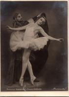 USSR 1950s Dudinskaya Kaplan Raymonda Ballet Theater Ballerina - Danza