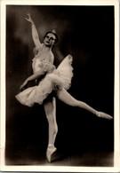 USSR 1950s Semenova Sleeping Beauty Ballet Theater Ballerina - Danza