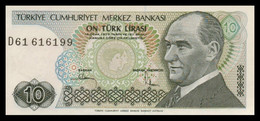 Turkey 10 1984 UNC P-193/1 - Turkey