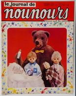 Le Journal De Nounours.bonne Nuit Les Petits.numéro 8 Septembre 1965. - Other