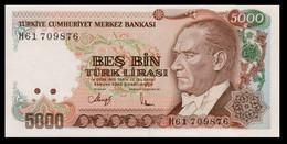 Turkey 5000 1984 UNC P-198 - Turkey