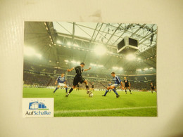 Arena Aufschalke Jouers De Foot FuBball In Der Arena Aufschalke  ( Gelsenkirchen )neuve - Soccer
