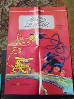 Marsupilami  Affiche Promotionnelle  Format 60 X 42 Franquin Batem Yann Bon Etat - Affiches & Offsets