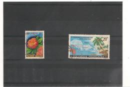 POLYNÉSIE. ANNÉE 1962. N° Y/T : 15-17 Oblitérés Côte : 24,50 € - Used Stamps