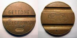 GETTONE TELEFONICO 7112 ~ SENZA MARCHIO ~ RARO - Monetary/Of Necessity