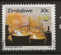 Zimbabwe, 1995, SG 895, Used - Zimbabwe (1980-...)
