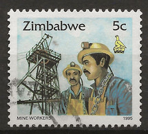 Zimbabwe, 1995, SG 892, Used - Zimbabwe (1980-...)