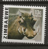 Zimbabwe, 1980, SG 584, MNH - Zimbabwe (1980-...)