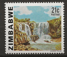 Zimbabwe, 1980, SG 586, MNH - Zimbabwe (1980-...)