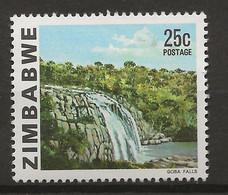 Zimbabwe, 1980, SG 587, MNH - Zimbabwe (1980-...)
