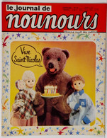Le Journal De Nounours.bonne Nuit Les Petits.numéro 10 Décembre 1965. - Other