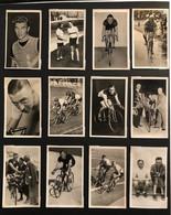 12 Cards / Chromos - Grootste Sportdag / H. Smith - 1930s - Cyclists - Cyclisme - Ciclismo -wielrennen - Wielrennen