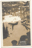 Concourt De Ski , Carte Photo - Norvegia