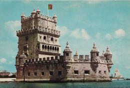 Lisboa - La Torre De Belen - Formato Grande Viaggiata – FE190 - Unclassified