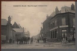 59 - MARETZ - Rue Georges Clémenceau - Altri Comuni