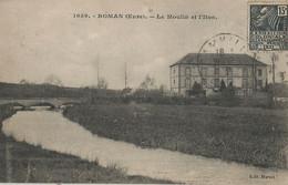 CPA - Roman - Le Moulin De L'Iton - 1931 - Andere Gemeenten