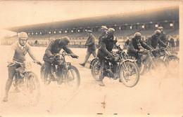 CPA 20 Nov 1927 CHAMPIONNATS Du MOTO CLUB - Motorcycle Sport