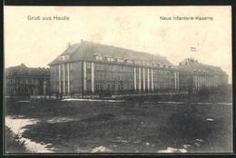 Mini-AK Heide, Neue Infanterie-Kaserne - Unclassified