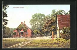 AK Möser, Gasthaus Und Forsthaus Külzau - Hunting