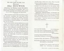 Alice Houwen (1899-1966) - Devotion Images