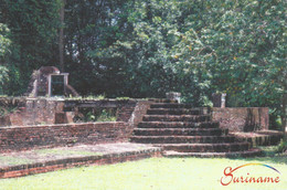 (SURINAME) HISTORICAL JEJISH SETTLEMENT, JODEN SAVANNE - New Postcard - Surinam