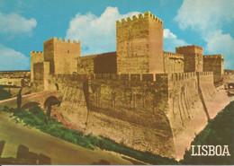 (PORTUGAL) LISBOA, CASTELO SAO JORGE - New Postcard - Lisboa