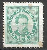 Portugal - Guine - 1886 - D. Luis - Afinsa 025 - Portuguese Guinea