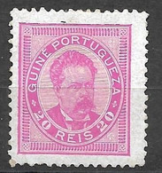 Portugal - Guine - 1886 - D. Luis - Afinsa 026 - Portuguese Guinea