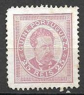 Portugal - Guine - 1886 - D. Luis - Afinsa 027 - Portuguese Guinea
