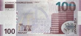 AZERBAIJAN P. 36 100 M 2013 UNC - Azerbaïjan
