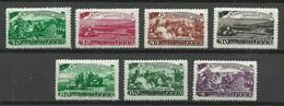 RUSSLAND RUSSIA 1948 Michel 1229 - 1335 MNH - Ungebraucht