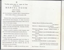 Marcel Doom (1922-1960) - Devotion Images