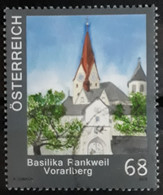 AUSTRIA 2015 Ausdtrian Churches - Basilika Rankweil. USADO - USED. - 2011-... Oblitérés