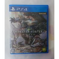 PS4  Japanese :  Monster Hunter World PLJM-16110 - Sony PlayStation
