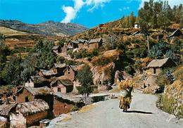 CPSM Perú-Cuzco-Paisaje En La Carretera Cuzco-Pisac    L564 - Peru