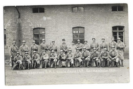 MILITARIA CARTE VIVE LA CLASSE 26B  - ELEVES CAPORAUX GERMERSHEIM ALLEMAGNE  1926 - PHOTO MONTAG BITCHE MOSELLE - Regiments