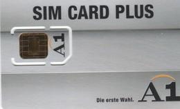 Austria - Mobilkom - SIM CARD PLUS - GSM SIM  - Mint - Austria